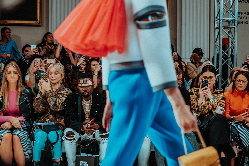 How the fashion industry is applying Big Data and AI Think Big