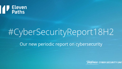 #CyberSecurityReport18H2: our new periodic report on cybersecurity
