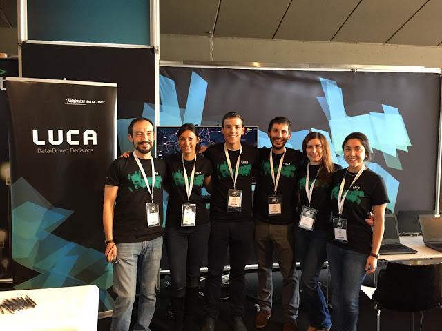LUCA team