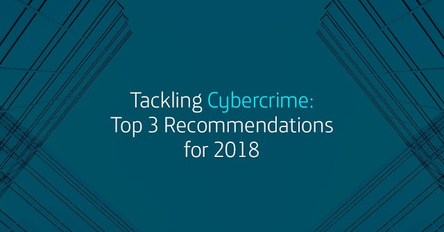 Tackling Cybercrime: Three Recommendations for 2018 cybersecurity imagen