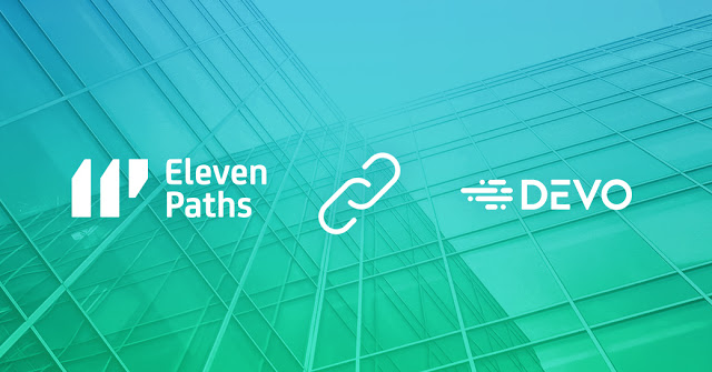 Strategic alliance ElevenPaths and Devo imagen
