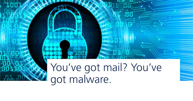 You've got mail? You've got malware imagen