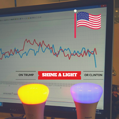 Election light