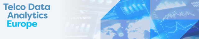 Figure 1 : Telco Data Analytics Europe takes place in Madrid this October.