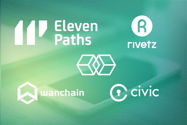 Alliance ElevenPaths Rivetz Wanchain Civic imagen