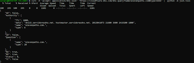 DNS sobre HTTPS imagen