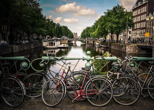Amsterdam, the city using data to create smarter fire services