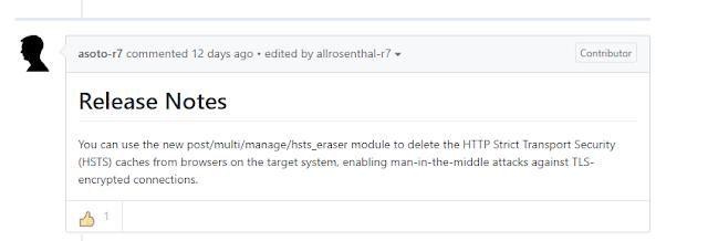 Release notes imagen