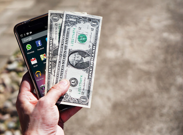 Mobile usage data can improve financial scoring processes.