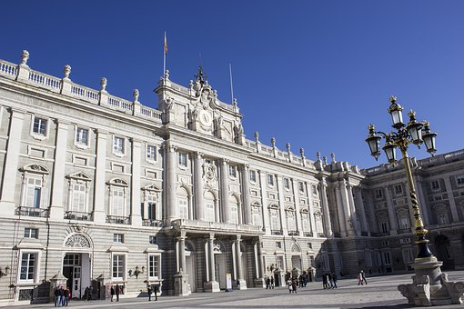 Figure 1: The Royal Palace is one of Madrid's top tourist attractions.