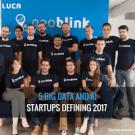 5 Big Data and AI Startups