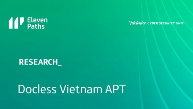 New research: Docless Vietnam APT. A very interesting malware against Vietnam Government