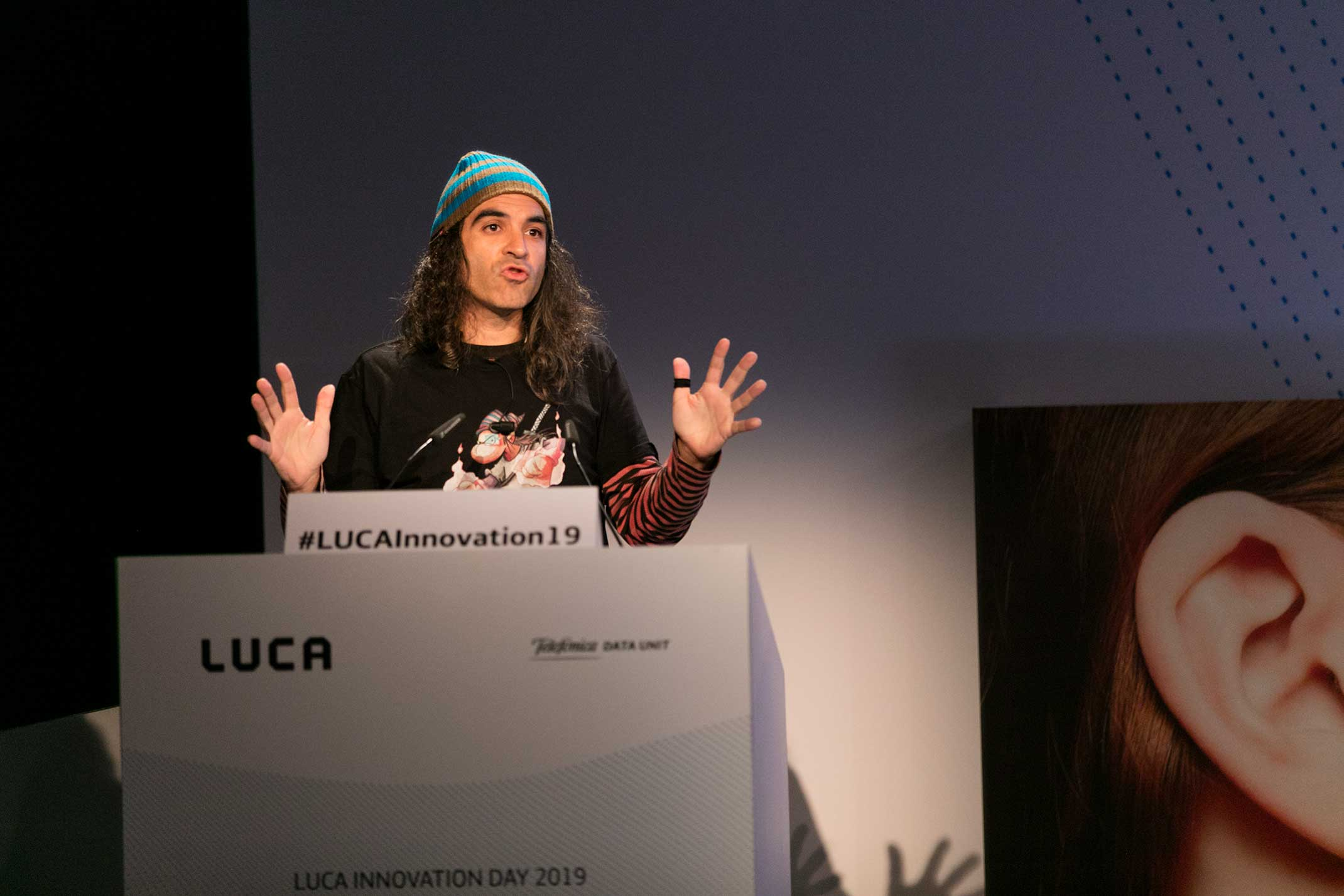 The highlights of LUCA Innovation Day 2019. What did you miss?