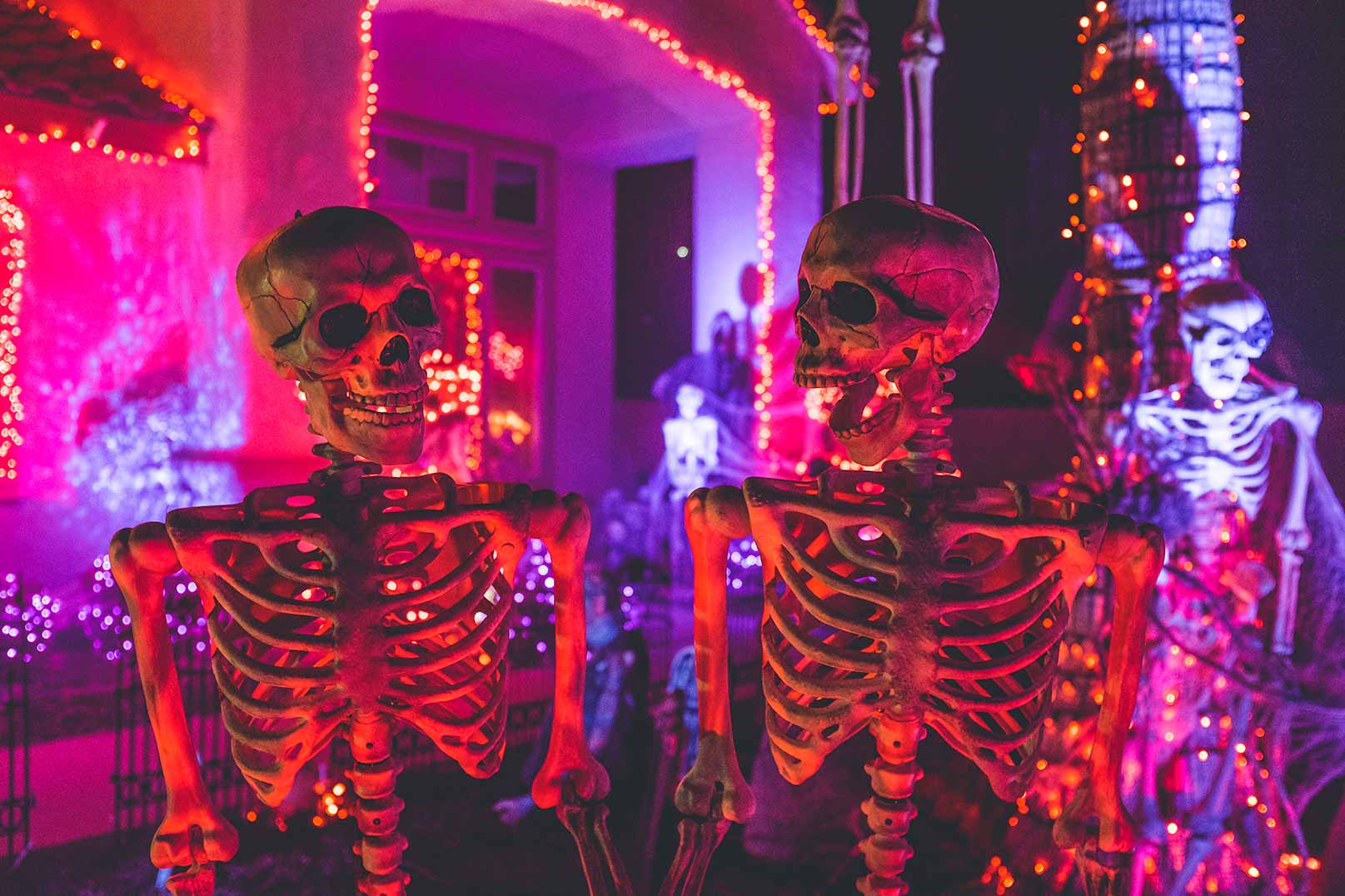 The Data hiding behind Halloween