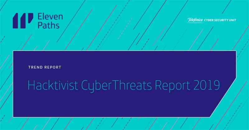 Trend Report: Hacktivist CyberThreats Report 2019