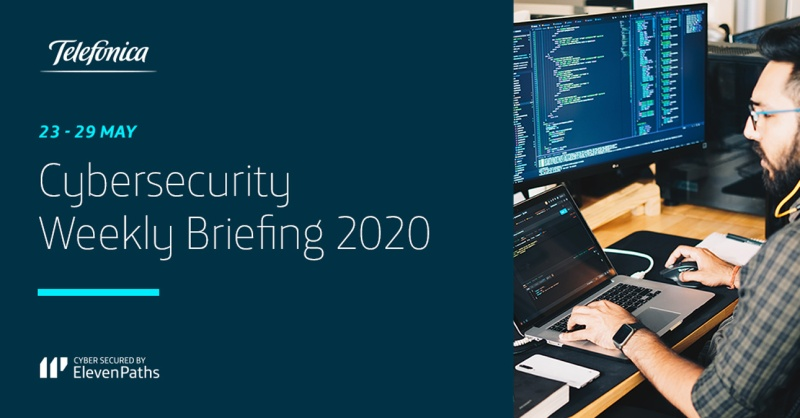 Cybersecurity Weekly Briefing 23-29 May
