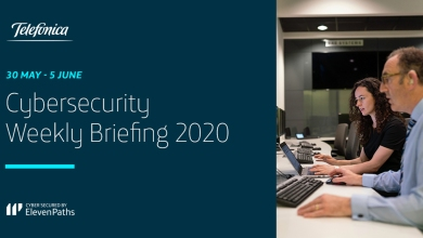 Cybersecurity Weekly Briefing 30 May-5 June