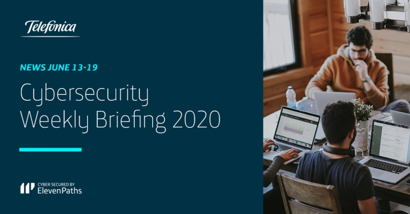 Cybersecurity Weekly Briefing 6-12 June