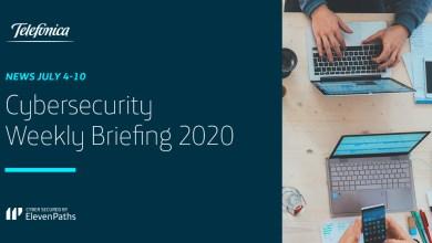 Cybersecurity Weekly Briefing July 4-10