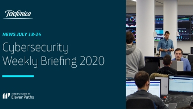 Cybersecurity Weekly Briefing July 18-24