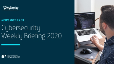 Cybersecurity Weekly Briefing July 25-31