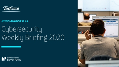 Cybersecurity Weekly Briefing August 8-14