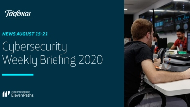 Cybersecurity Weekly Briefing August 15-21