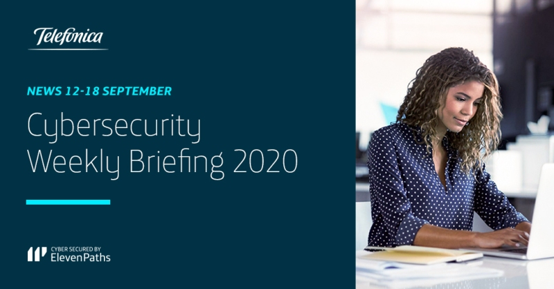 Cybersecurity Weekly Briefing September 12-18