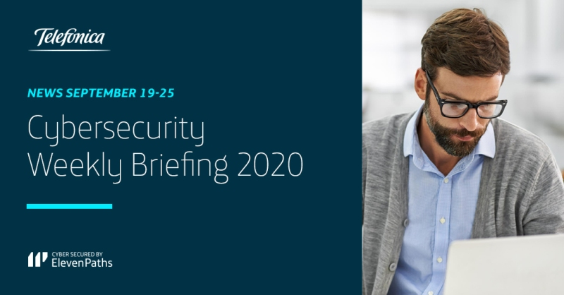 Cybersecurity Weekly Briefing September 19-25