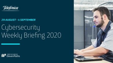 Cybersecurity Weekly Briefing 29 August-4 September