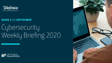 Cybersecurity Weekly Briefing September 5-11