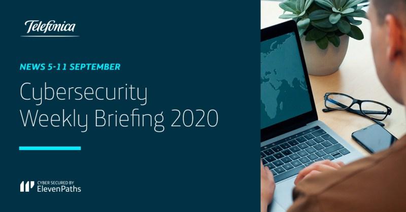 Cybersecurity Weekly Briefing September 5-11