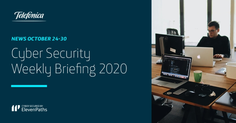 Cybersecurity Weekly Briefing October 24-30
