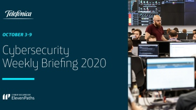 Cybersecurity Weekly Briefing October 3-9