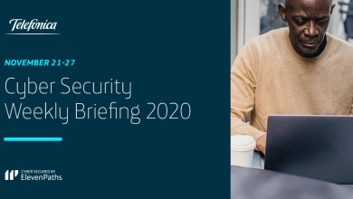 Cybersecurity Weekly Briefing November 21-27