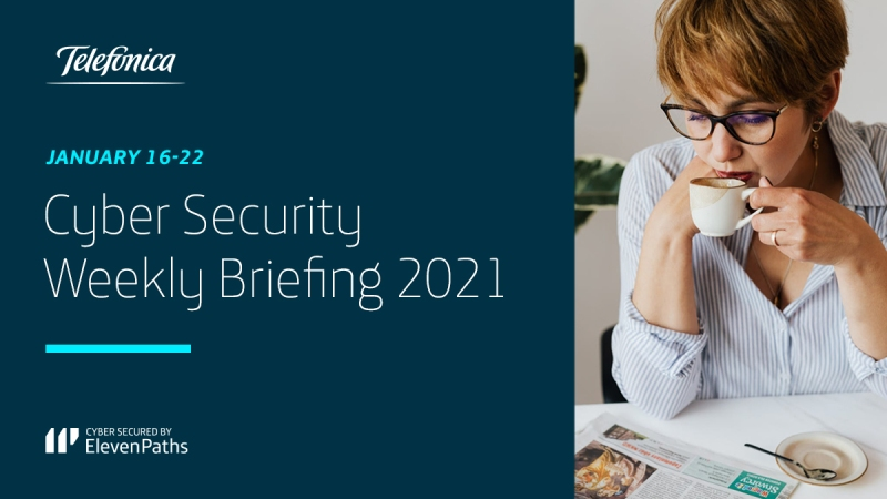 Cyber Security Weekly Briefing January 16-22