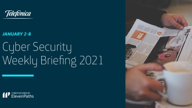 Cyber Security Weekly Briefing January 2-8