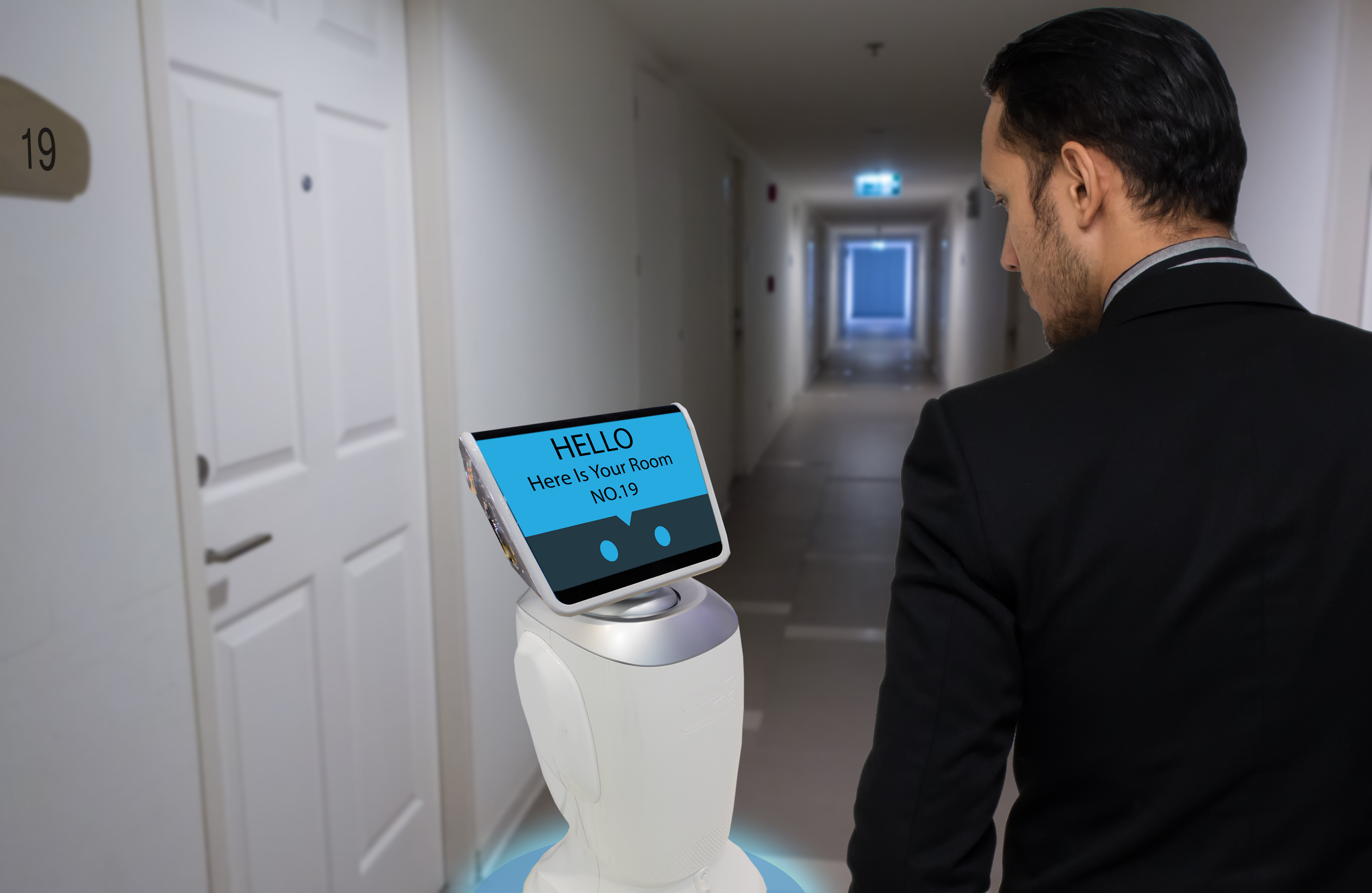 Robot Waiters – The future  or just a gimmick?