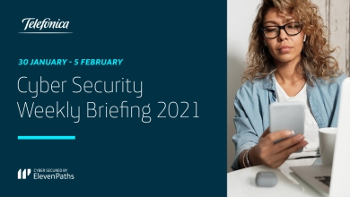 Cyber Security Weekly Briefing 30 January - 5 February