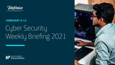 Cyber Security Weekly Briefing February 6-12