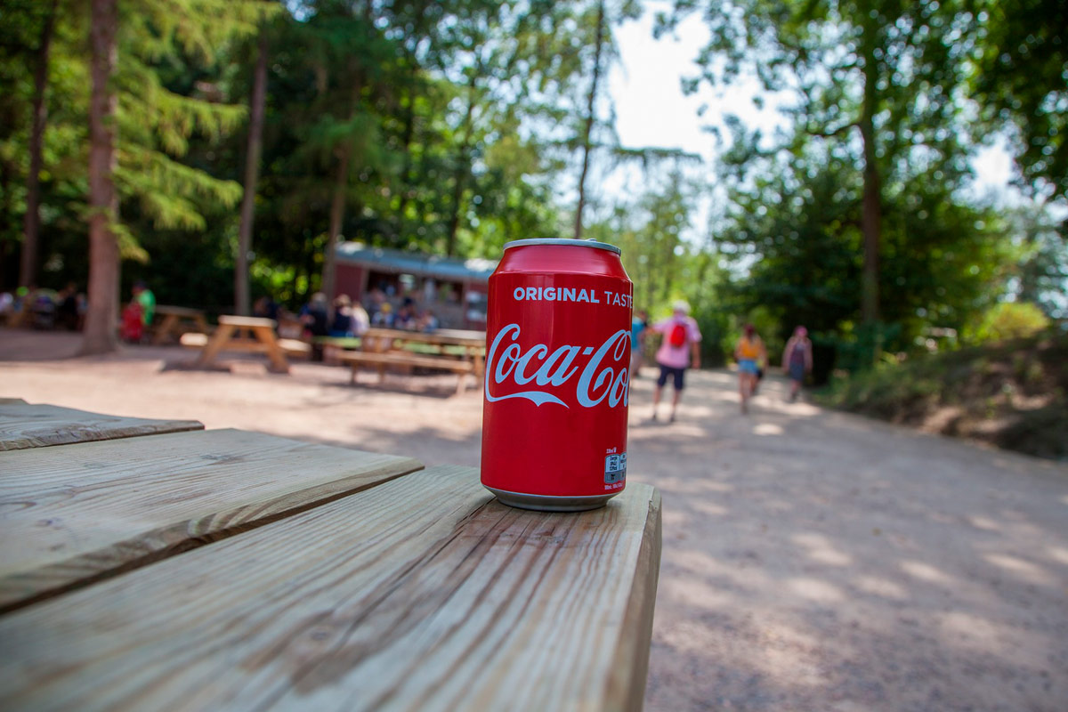 Coca-Cola's use of AI to stay at the top of the drinks market