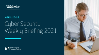 Cyber Security Weekly Briefing April 10-16