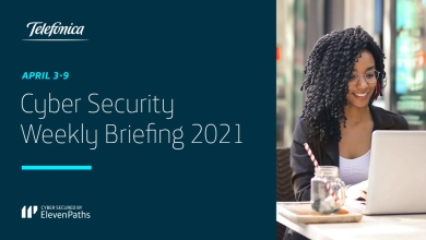 Cyber Security Weekly Briefing April 3-9